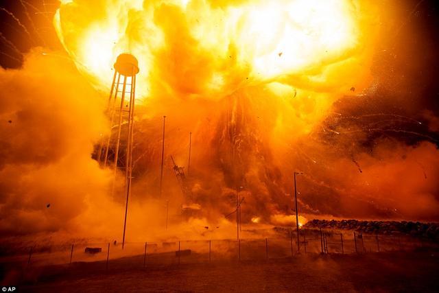 天鹅座飞船12月复飞 NASA为其提供技术帮助