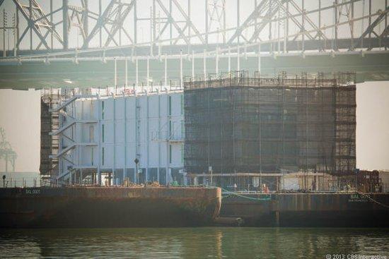 谷歌秘密建设海上数据中心 用海水发电及降温