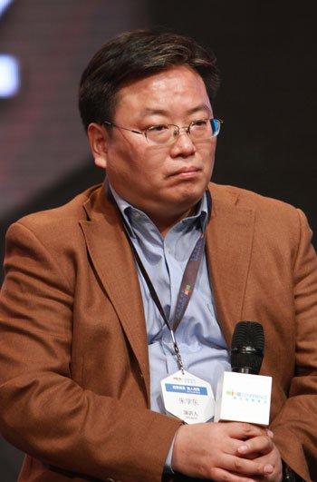朱学东:社会化媒体彻底改变大众生活