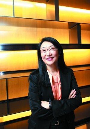 HTC董事长王雪红回应HTC与苹果专利战