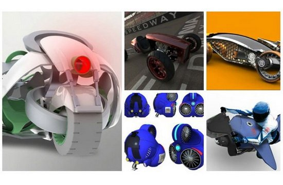 未来3D打印汽车将成新宠 地面和空中当快车道