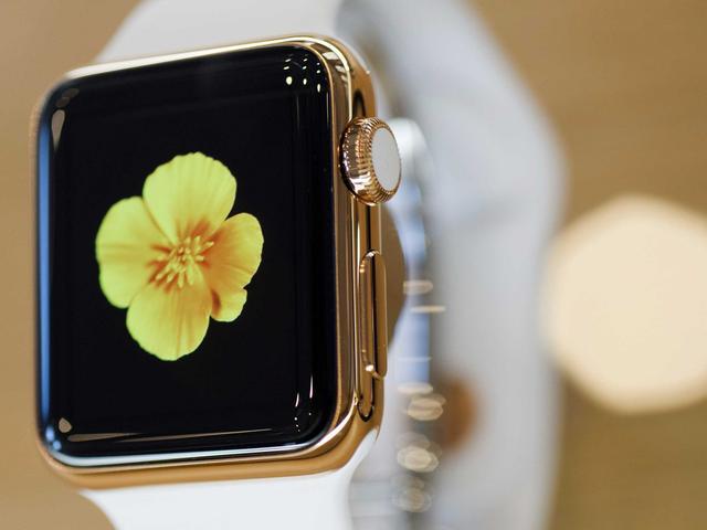 苹果放弃1万美元黄金版Apple Watch