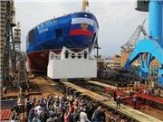 俄罗斯推出世界上最大的核动力破冰船