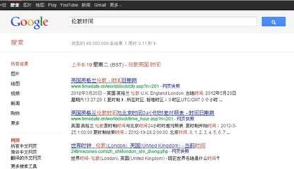 伦敦奥运来袭 看Google能够帮你啥?