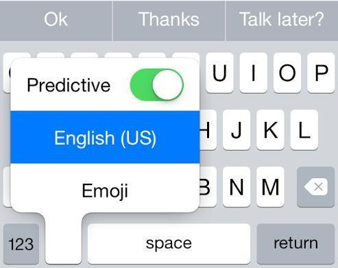 iOS 8 Beta 5正式发布 新键盘和交互通知让人期待