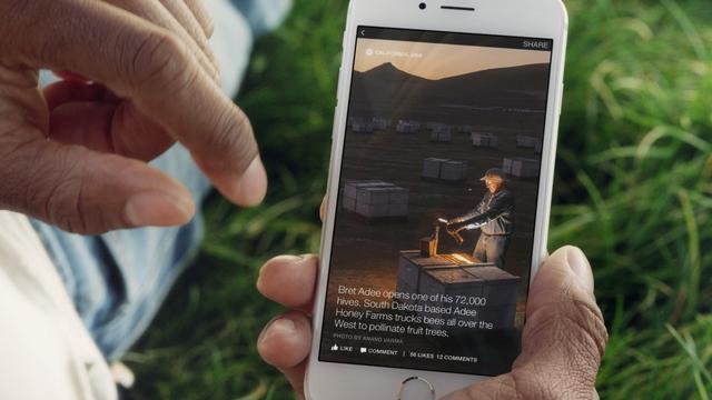 Facebook内容服务上线 联手纽约时报等八家媒体