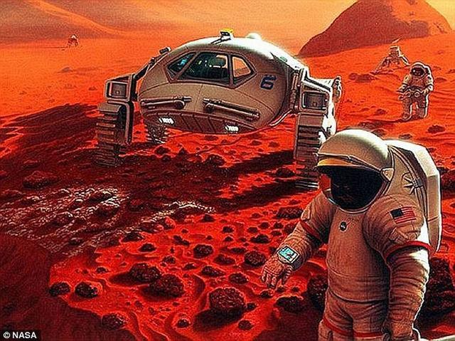 美国太空专家称未来人类需要移居另一颗星球