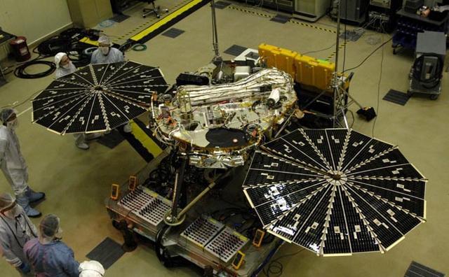 美暂时取消下一次火星任务发射