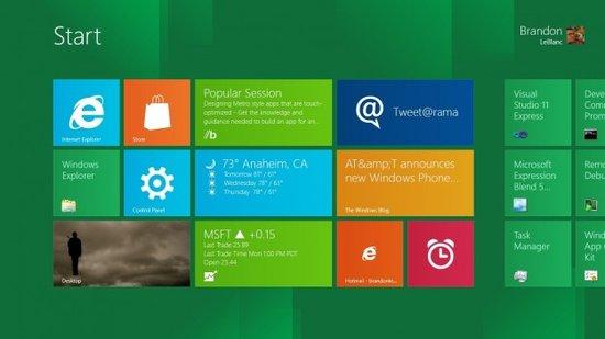 传微软限制ARM架构Win8设备 无法装Linux系统