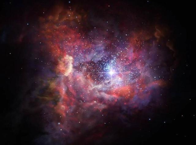 最新观测远古恒星灰尘源自宇宙最初期恒星