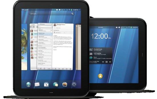 惠普官网开始预售TouchPad平板电脑(图)