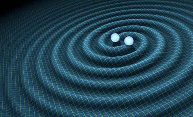 """""""人类首次直接探测到了引力波"""