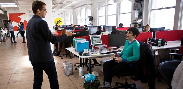 BuzzFeed能从老牌媒体身上吸取什么教训?