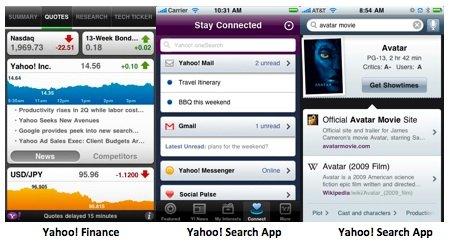 美国移动搜索众生相:苹果微软谷歌战略各不同