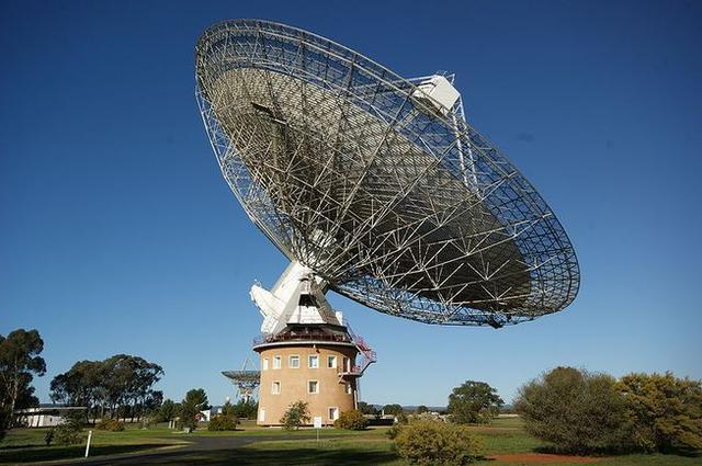 天文学家接收到不明外星电磁脉冲信号