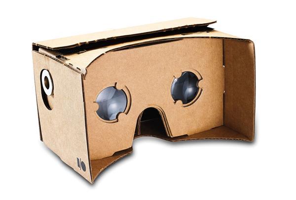 谷歌纸板VR眼镜销量破千万 它应该是目前最畅销的VR设备