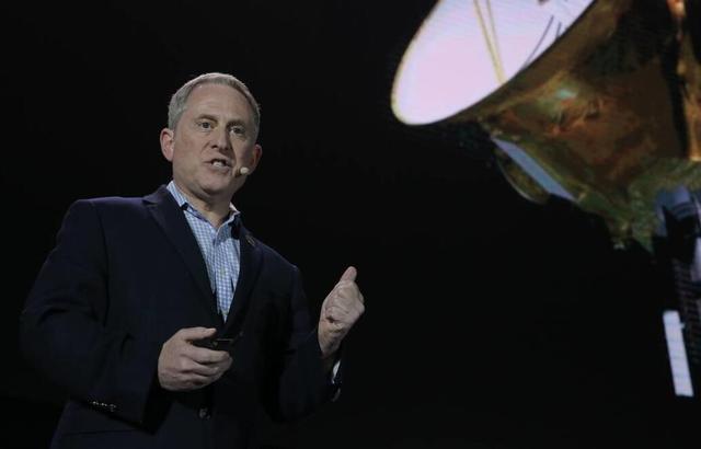 """""""新视野号""""负责人Alan Stern:冥王星与地球的相似度出乎我的意料"""
