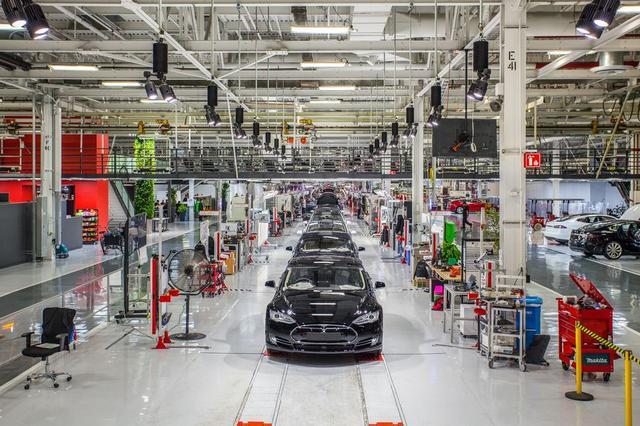 特斯拉收购德国自动化生产商 为扩大产能布局