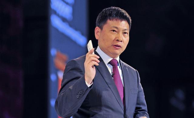 余承东:未来5年中国大部分智能手机商消消失