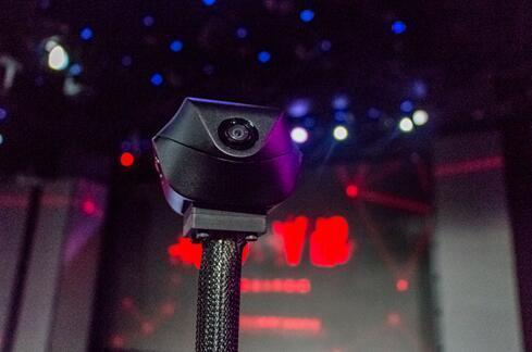 七维科技发布VR拍摄设备 还要和光线传媒进军VR电影