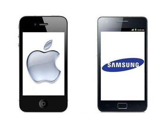 苹果三星2012年获得103%手机市场利润
