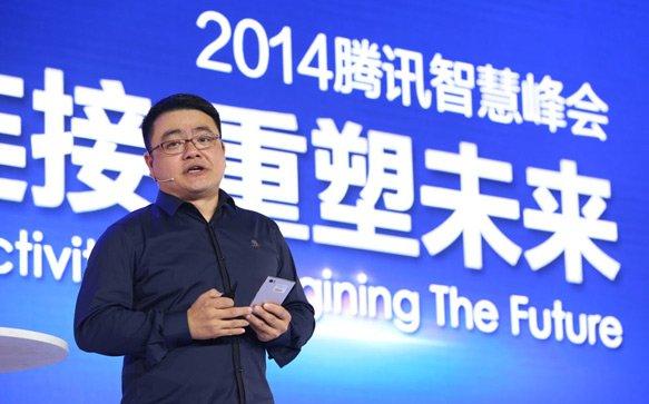刘胜义:Mega Web时代来临 人机共生定义连接价值