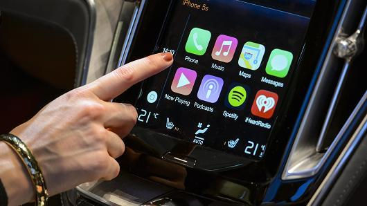 CNBC:苹果真正动摇的是车载系统市场