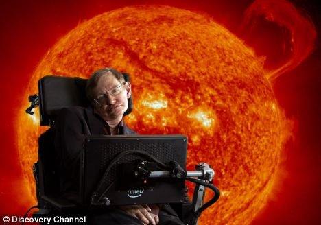 霍金:人类必须殖民外太空 否则将面临灭绝