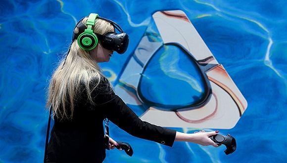 "HTC全力一搏押注VR 这是""虚拟""还是""现实""?"