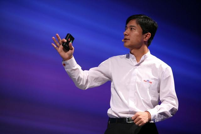 李彦宏公司年会演讲:百度从来不惧怕竞争对手