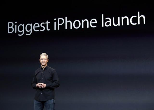 苹果:iPhone已成为公司最重要的业务