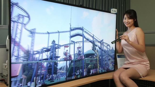 中国今年将占全球4K电视机市场78%份额