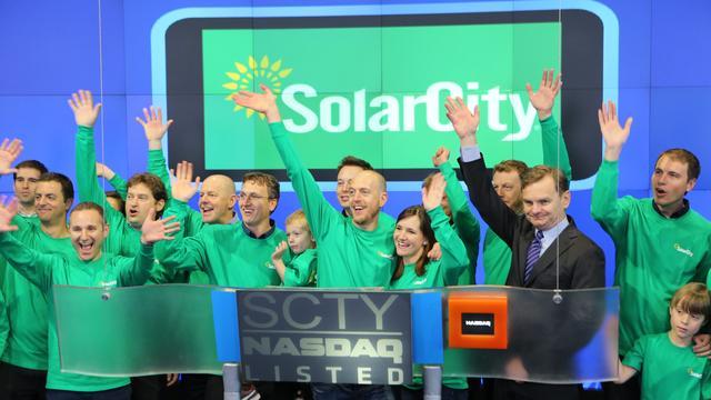 特斯拉即将收购的SolarCity第二季净亏损5550万美元 亏损幅度扩大