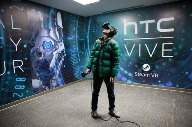 HTC CFO:公司今年将推移动VR产品 性能不再鸡肋
