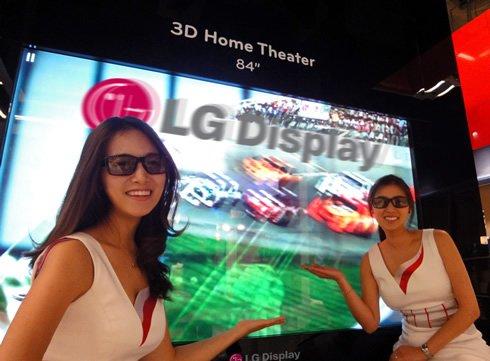 LGD全球首条8.5代OLED面板线明年上半年量产