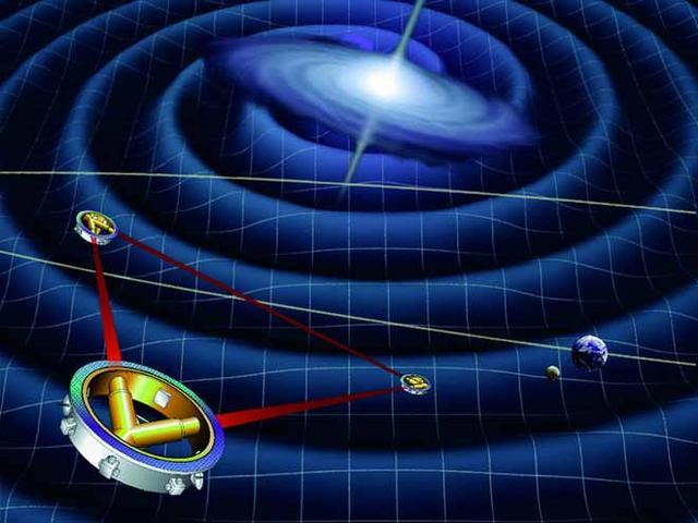 """中山大学""""天琴计划""""简介 上天去找引力波"""