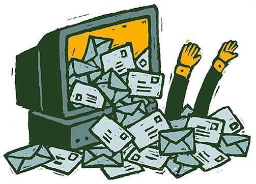 美国一男子发2700多万个垃圾电子邮件 被判入狱两年半