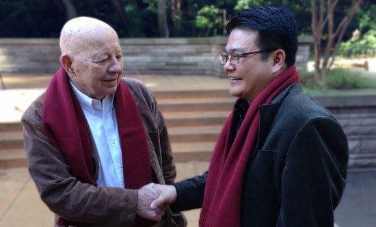 刘胜义对话詹姆士·马奇:社交网络正在创造历史