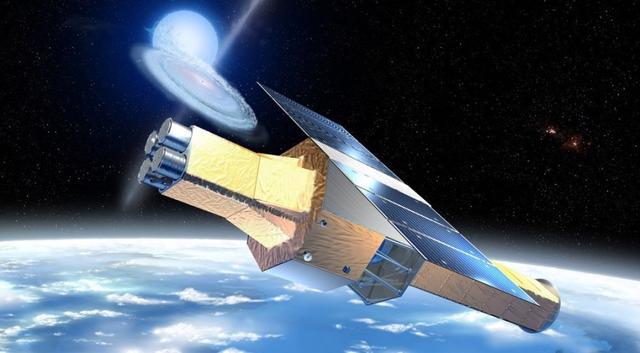 """日本天文卫星""""瞳""""或因空间碎片撞击失联"""