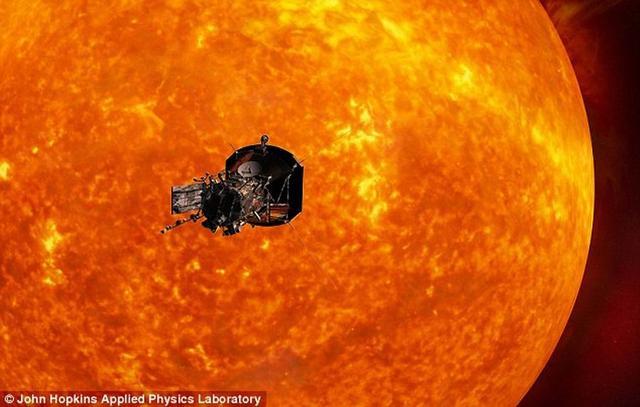 美国宇航局计划明年发射探测器接近太阳表面
