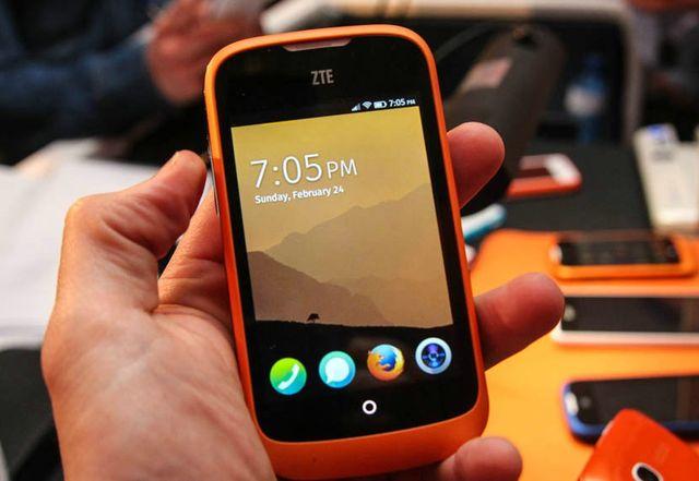火狐手机OS宣布将兼容智能电视机