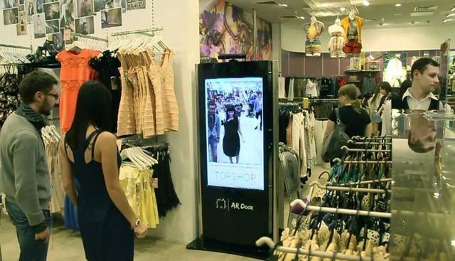 给女人的最大福利:有了AR试衣间,终于不用排队了