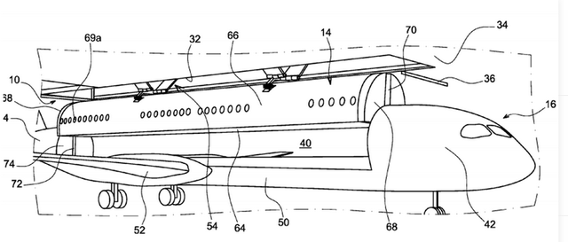 空中客车新专利:乘客像货物一样被装上飞机