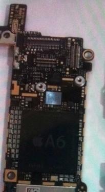 疑似部件谍照显示新一代iPhone搭载A6处理器