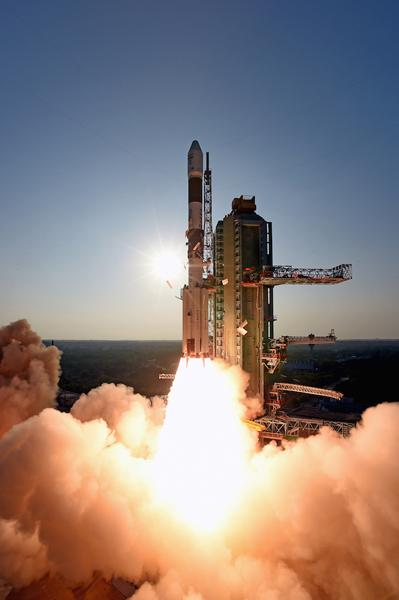 印度发射第四颗导航卫星计划2016年七颗组网