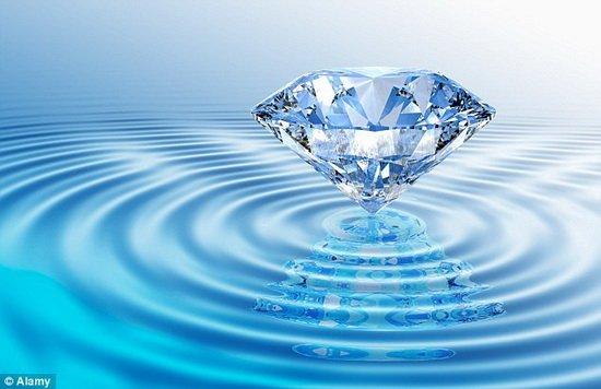 科学家称在海王星和天王星表面发现钻石海洋