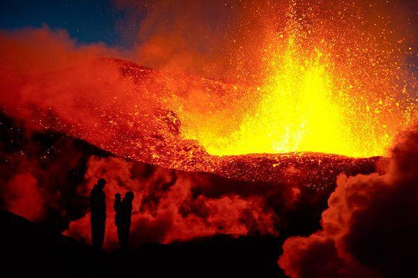 熔岩发电:挖掘火山的能量