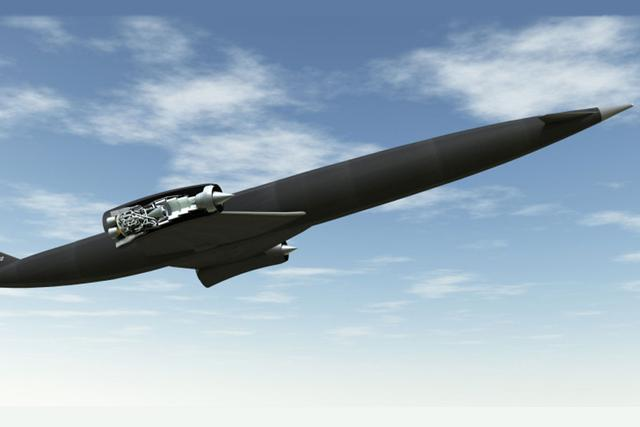英国研发吸气式空天动力:可达5马赫速度