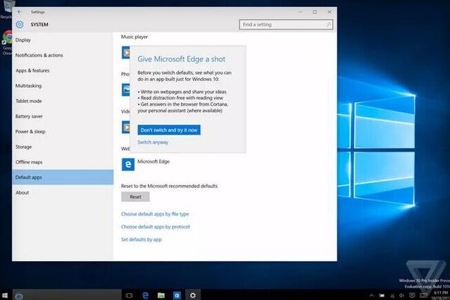 微软恳请Win10用户不要放弃Edge浏览器