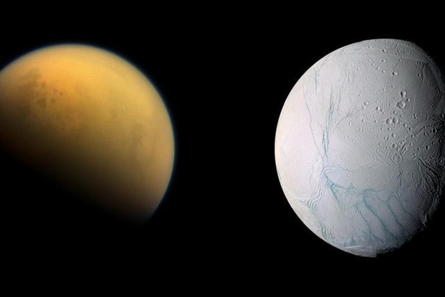 美国宇航局计划对土卫六和土卫二进行探索